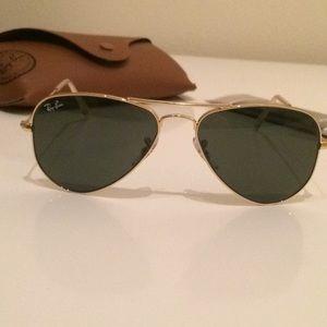 Ray-Ban Small Aviator Sunglasses